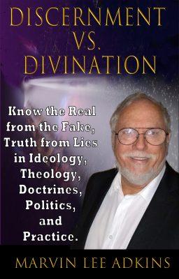 FRONT BOOK COVER W SUBTITLE JPG Discernment vs Divination