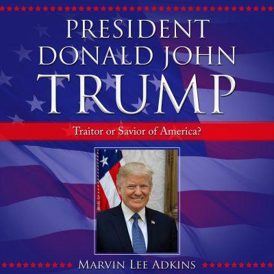 NEW BOOK6 JPG President Donald John Trump AUDIO COVER